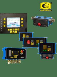 Система автоматизации конвейерного транспорта ELSAP