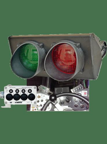 """Комплекс светофорной сигнализации """"КСС-ИСЕТЬ"""""""