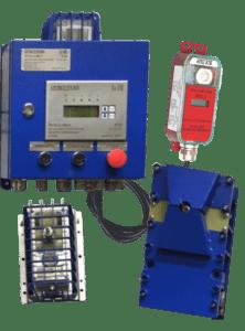 Метан-Радио (Комплекс автоматической газовой защиты горных машин)
