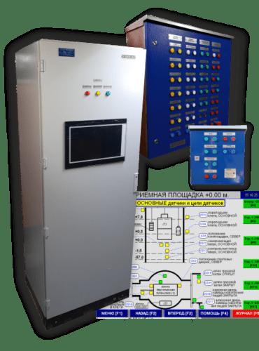 Комплекс аппаратуры шахтной автоматики, стволовой сигнализации и связи ШАСС МИКОН