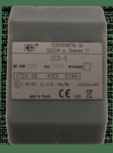 Источник питания 3ZZI-5/1 (для SGW), 3ZZI-5/2 (для SGK)