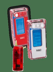 Газоанализатор на токсичные и горючие газы М 02